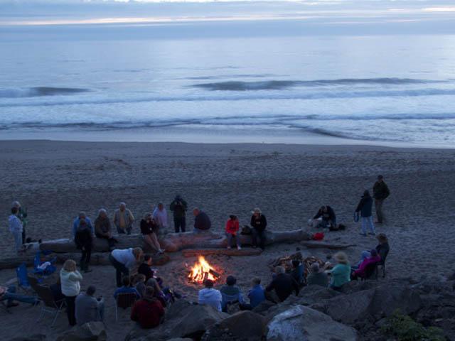 Sea And Sand Rv Park Camping On The Beautiful Oregon Coast